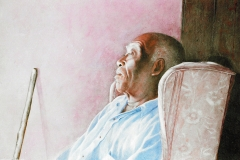Cyril - 2000 - 15 x 21 inches - Watercolour