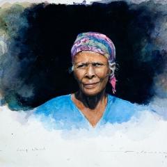 Joyce Long Island - 8 x 12 inches - Watercolour